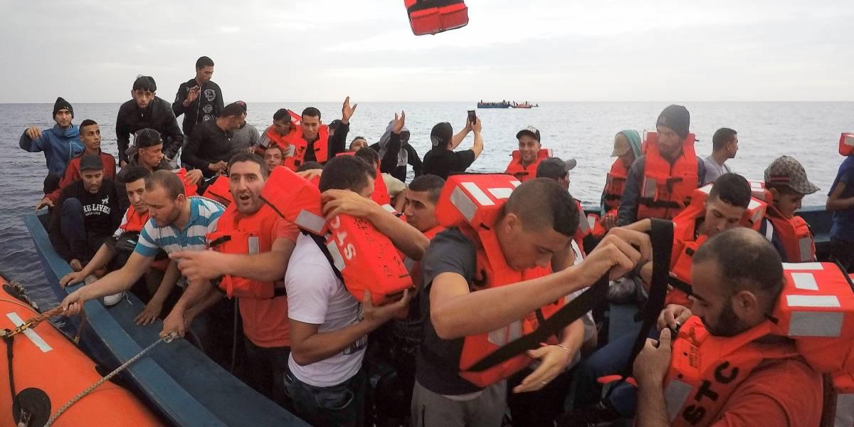 Itália estuda dar vistos humanitários a 200 mil refugiados