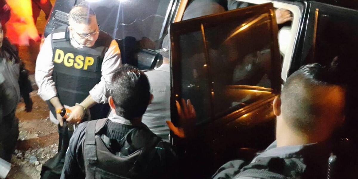 Exgobernador Javier Duarte permanece en Fuerza Aérea previo a ser extraditado