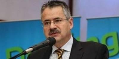 Fernando Larenas, director del diario El Telégrafo