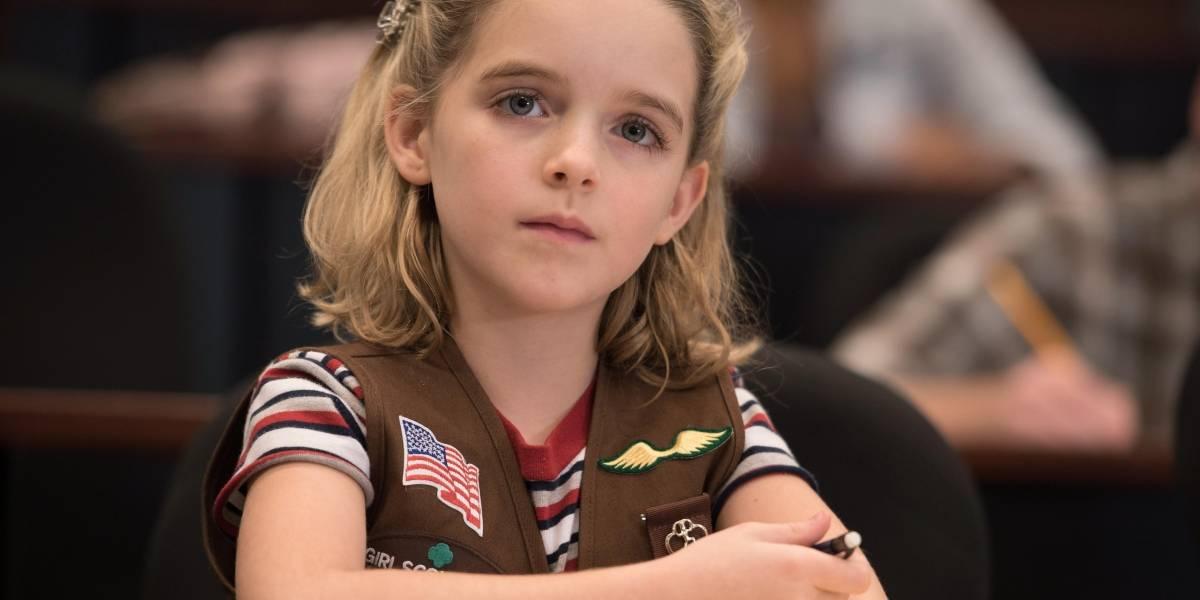 McKenna Grace, la actriz que roba corazones en el cine