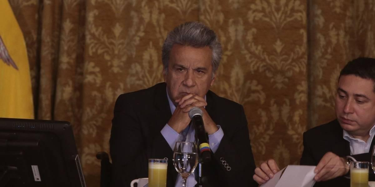 Lenín Moreno anuncia austeridad fiscal para dinamizar economía