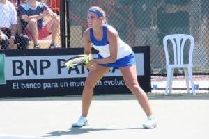 Talento joven acompaña a Mónica Puig para el Fed Cup