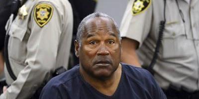 OJ Simpson pedirá libertad condicional tras ocho años en prisión