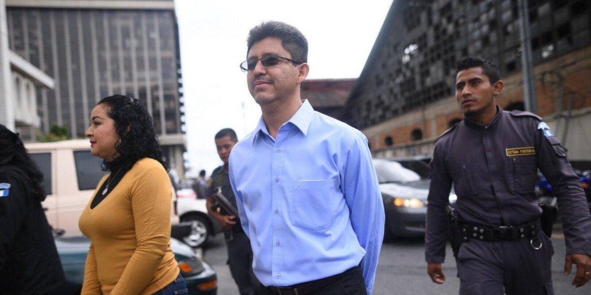 Juez ordena traslado de ex superintendente Omar Franco a un hospital