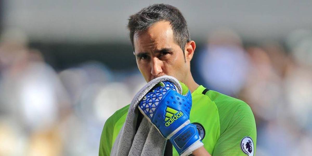 ¿Se va Claudio Bravo? Pep Guardiola solicitó a la dirigencia del City el fichaje de Pepe Reina