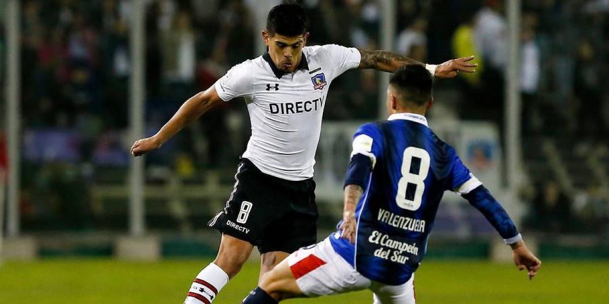 Fin de la teleserie: Esteban Pavez deja Colo Colo para fichar en Atlético Paranaense