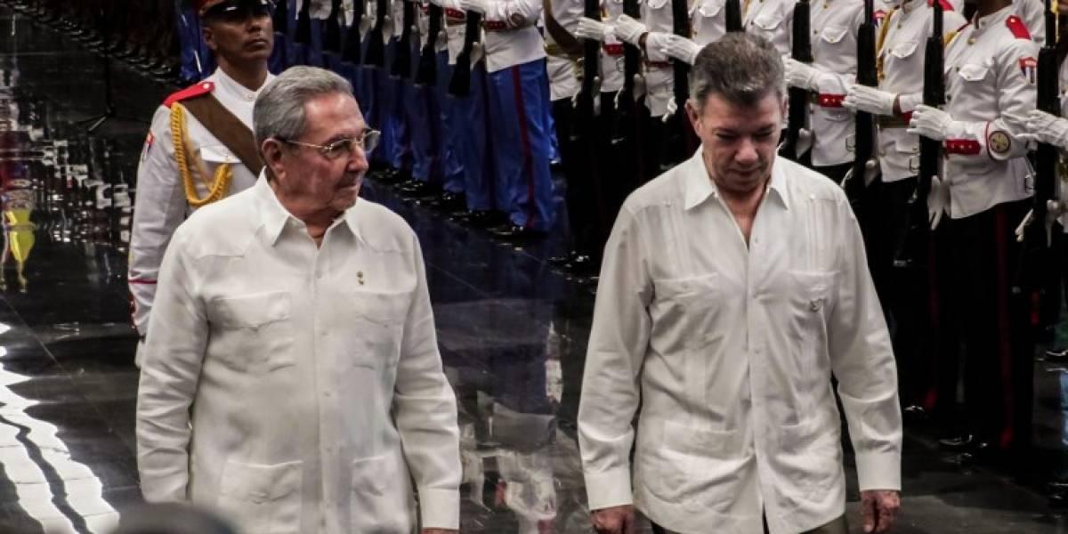 """Canciller: Santos y Castro """"seguramente"""" hablarán de Venezuela"""
