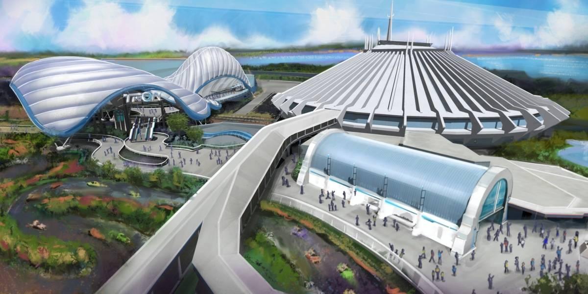 Nuevas atracciones y experiencias llegan a los Parques de Disney