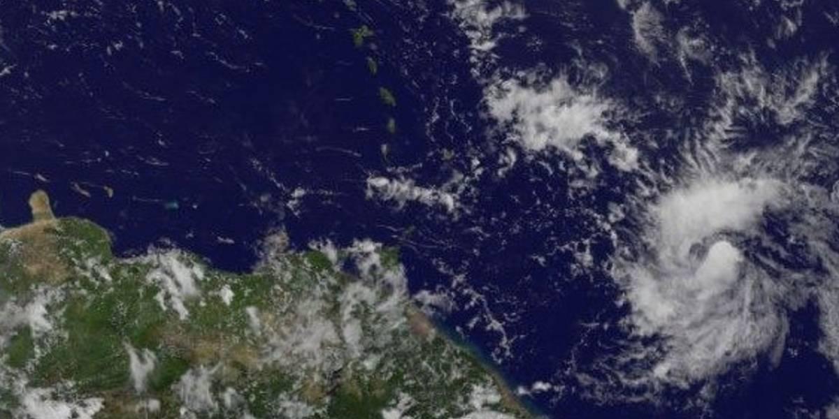 Aviso de tormenta tropical para varias islas del Caribe