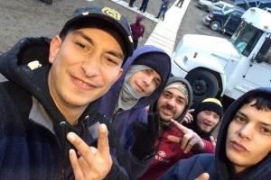 Trabajadores boricuas en Alaska arremeten contra los que regresaron a la isla