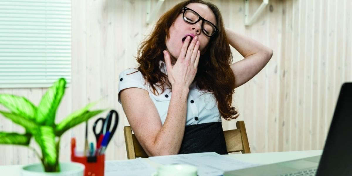 Falta de descanso afecta 54% la productividad laboral