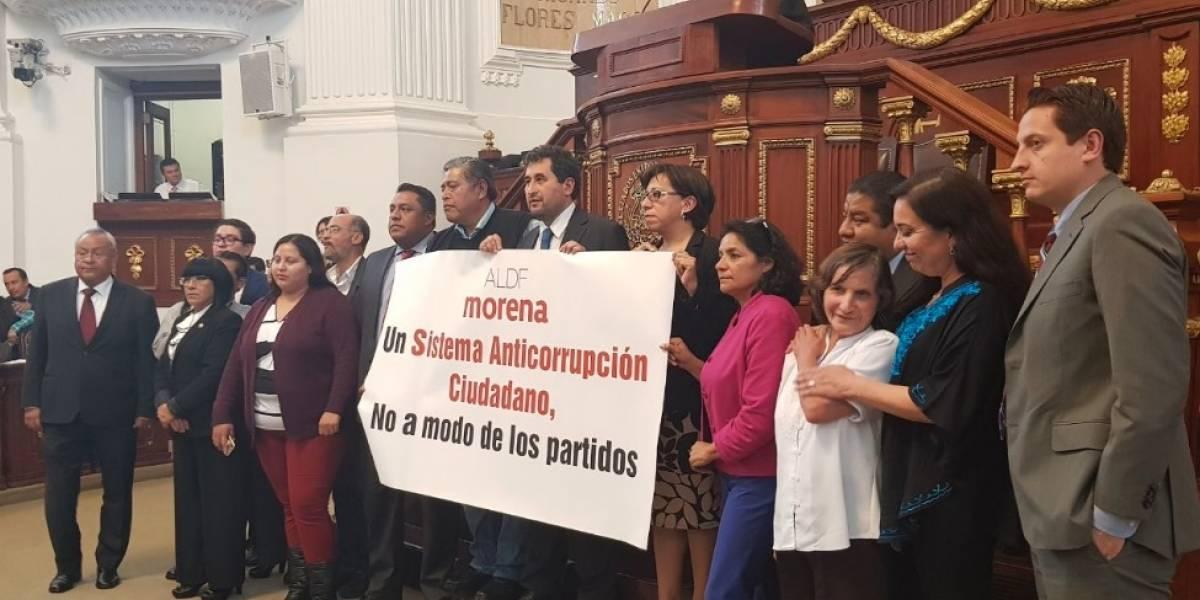 Asamblea Legislativa aprueba Sistema Anticorrupción para la CDMX