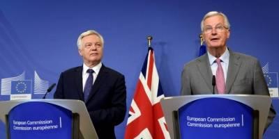 Comienza la segunda ronda de negociaciones sobre el Brexit