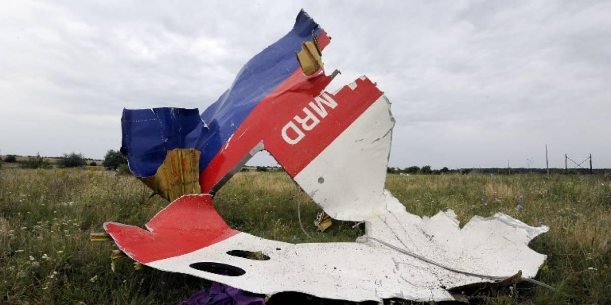 Ucrania quiere que Rusia rinda cuentas por la destrucción del vuelo MH17