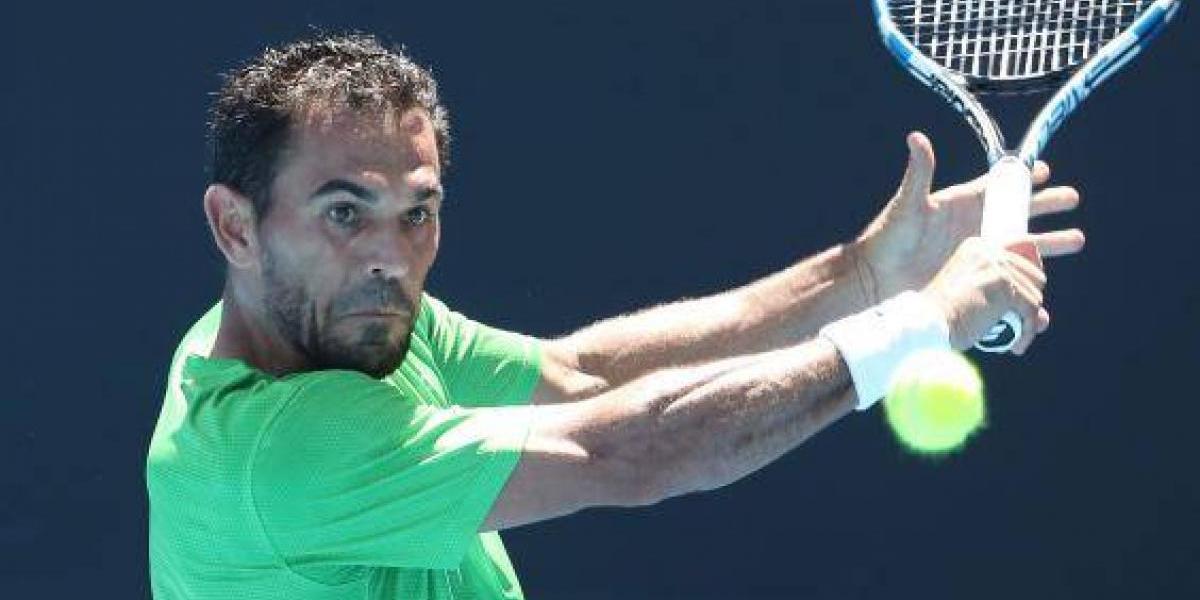 Víctor Estrella desciende al lugar 108 en la clasificación de ATP