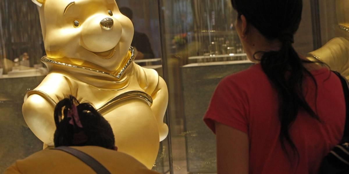 China censura a Winnie the Pooh en las redes sociales por parecerse al presidente