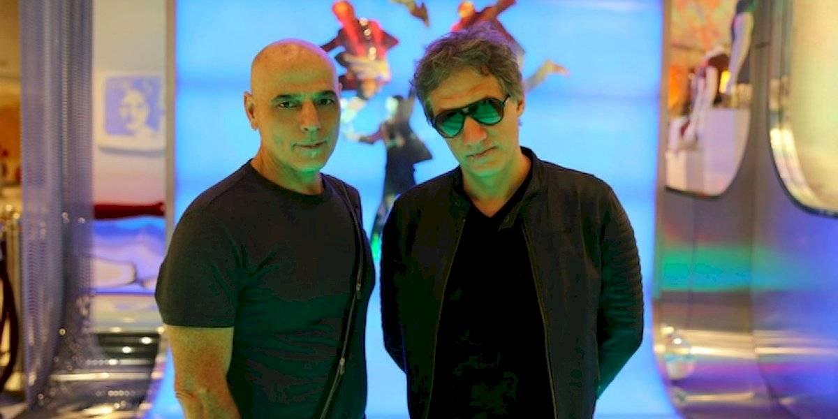 Chris Martin y Mon Larferte encabezan invitados en show de reunión de Soda Stereo