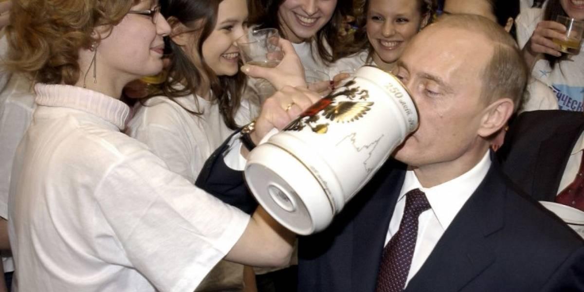 Rusia estudia prohibir el alcohol durante los fines de semana