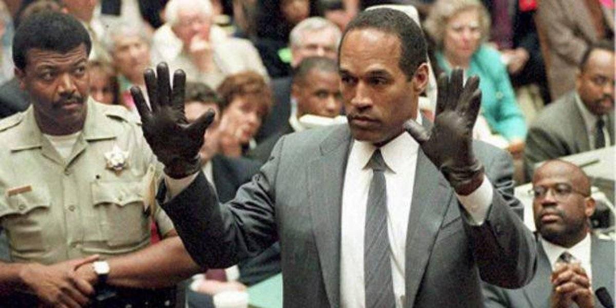 Filtran crudas imágenes de la escena del crimen de O.J. Simpson