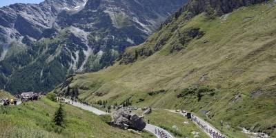 Atapuma llegó segundo en la etapa 18 del Tour