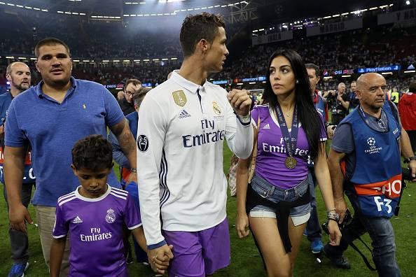 Cristiano será padre de su cuarto hijo ahora con su novia Georgina Rodríguez|GETTY IMAGES
