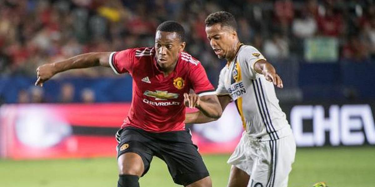 Giovani dos Santos participará en el juego de estrellas de la MLS
