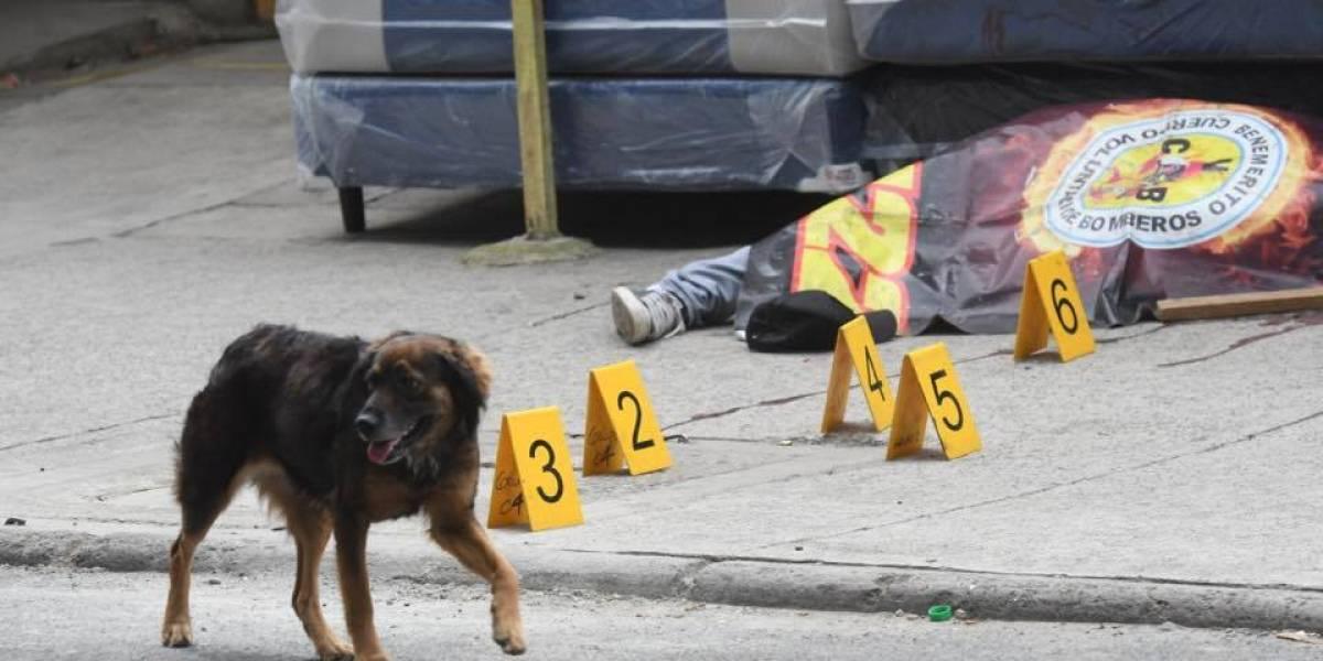 Mixco y Villa Nueva reportan una baja en los homicidios; repunte en zona 18