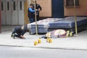 Joven asesinado en zona 18