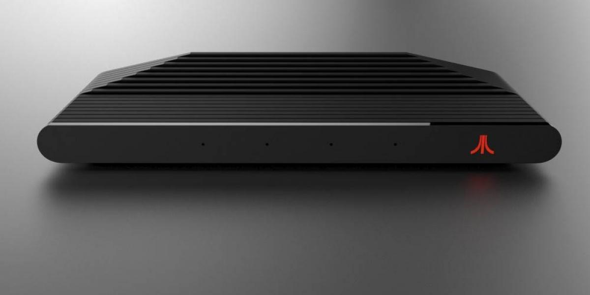Estas son las primeras imágenes de Ataribox, la nueva consola retro