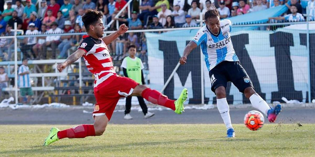 Así vivimos el empate entre Magallanes y Curicó Unido por la Copa Chile