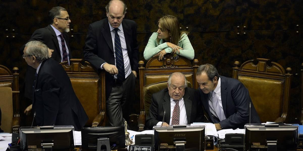 Indicación de Zaldívar se toma la discusión del aborto en el Senado