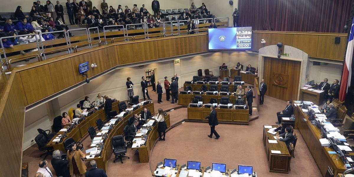 Senado aprueba tres causales de despenalización del aborto tras extensa jornada