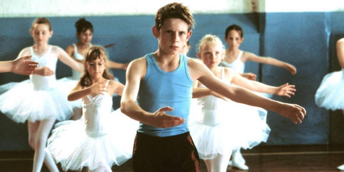 """El protagonista de """"Billy Elliot"""" creció y se casó con la actriz Kate Mara"""