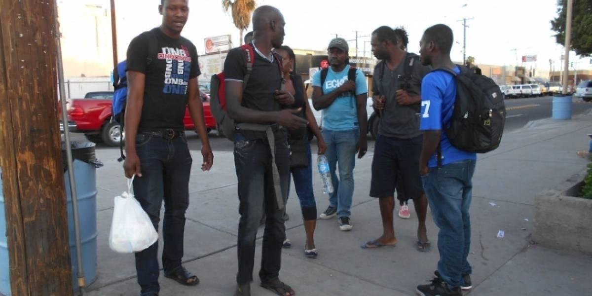 Gobierno capitalino brinda alimentación y atención médica a 33 migrantes del Congo