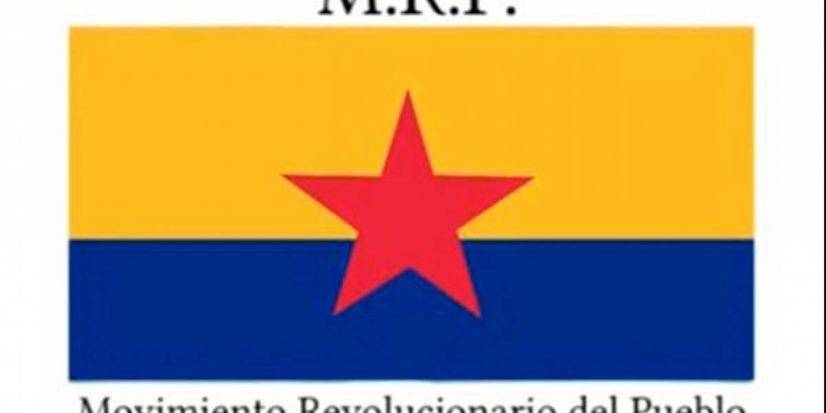 Policía reforzará seguridad en Bogotá por amenazas del MRP