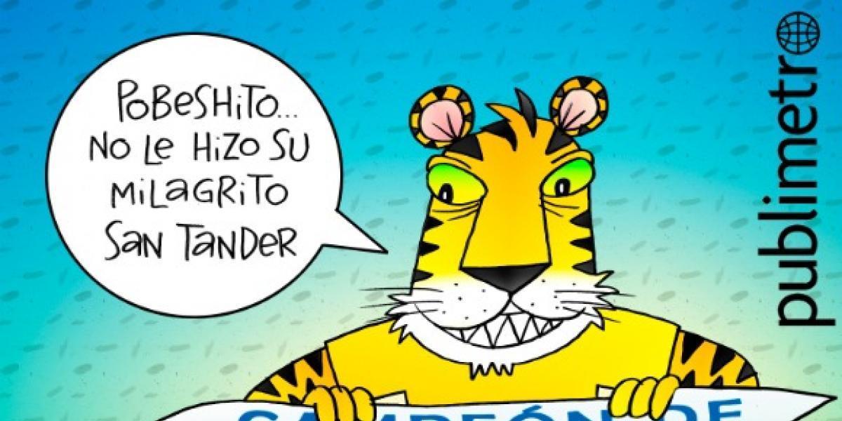 La revancha de Tigres, en el cartón del día