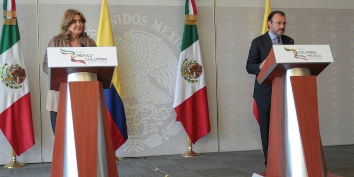 Videgaray anuncia Año Dual México-Colombia