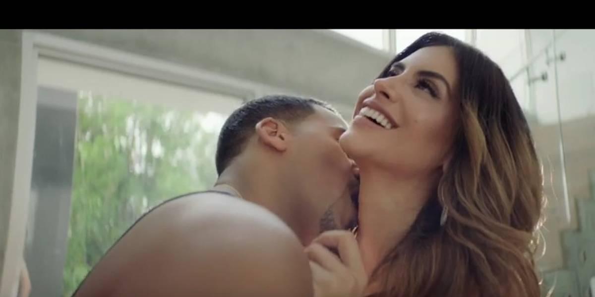 ¡Todas las escenas candentes entre Jéssica Cediel y Romeo Santos!