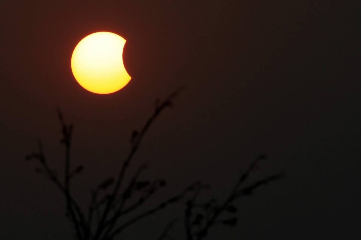 ¡Prepárese para ver el eclipse de sol en Colombia!