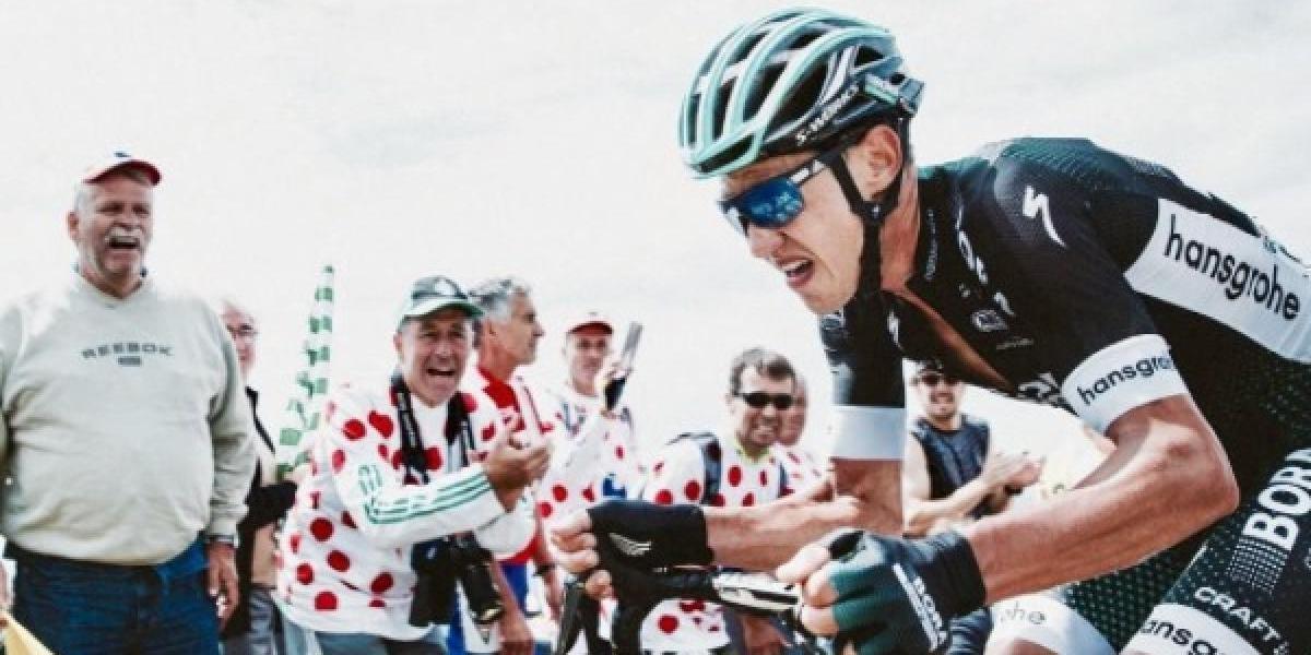La impresionante imagen de las piernas de un ciclista en el Tour de Francia