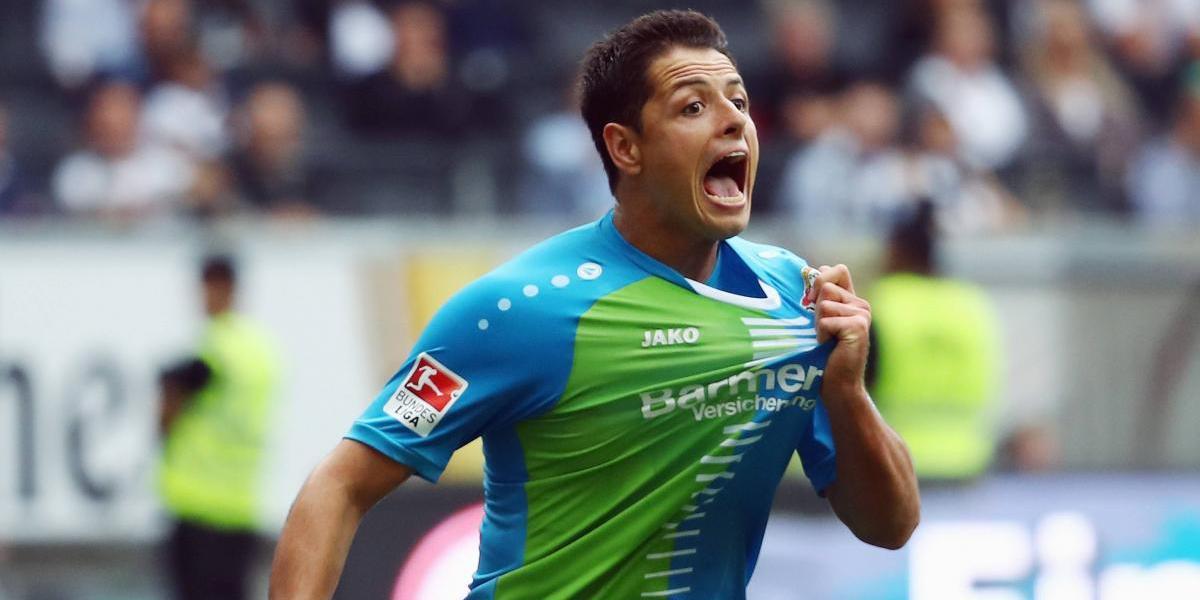 Reconoce en Leverkusen varias ofertas por 'Chicharito'