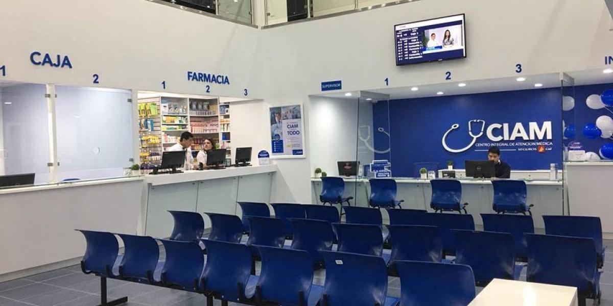CIAM abre las puertas de su nueva sede en Paseo Cayalá