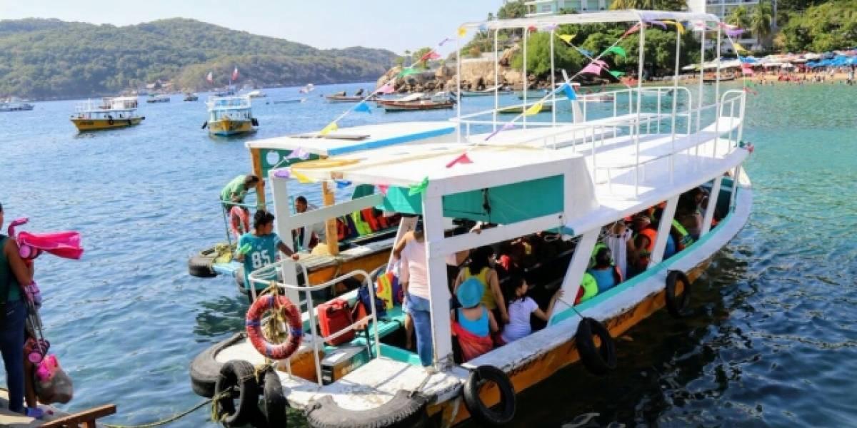 Destinos turísticos de Guerrero registran 60% de ocupación hotelera