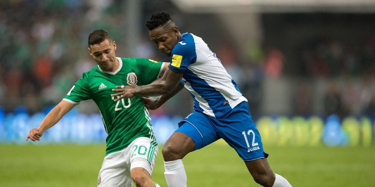 México vs. Honduras ¿a qué hora juegan en los Cuartos de Final de la Copa Oro?