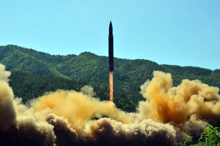 Corea del Norte tiene capacidad para alcanzarnos con un misil — EEUU