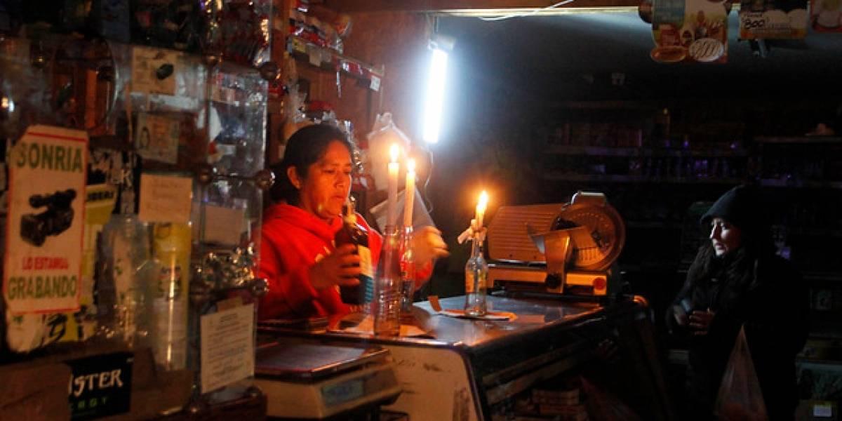 Enel asegura que ya tiene el 99% del servicio de electricidad respuesto