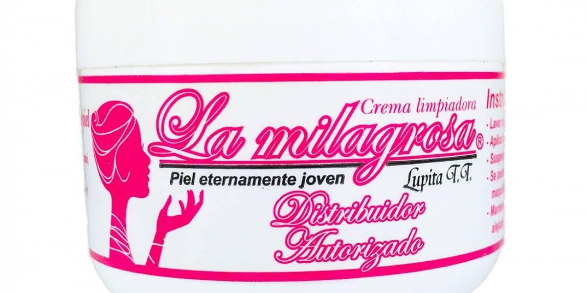 Cofepris pide no usar la crema facial La Milagrosa