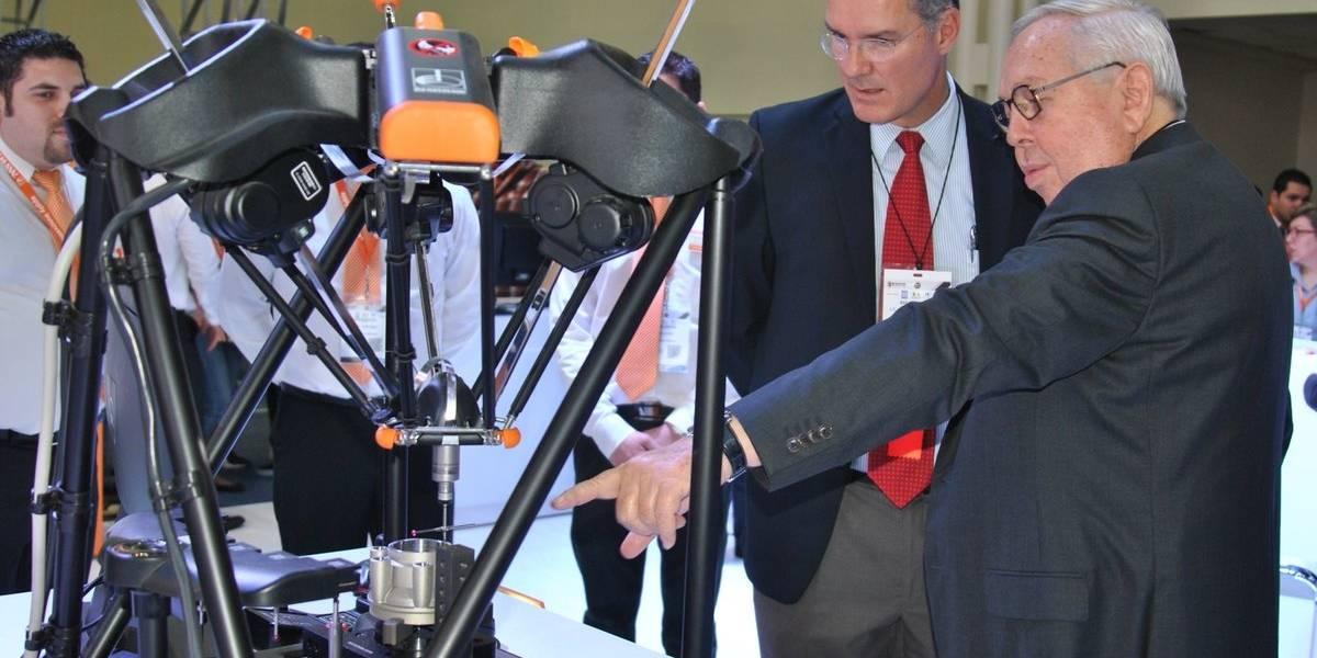 Funcionarios y empresarios de Nuevo León busca implementar Industria 4.0