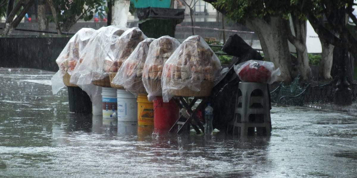 Seguirán lluvias de diferentes intensidades en gran parte del país