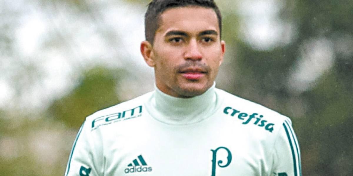 Palmeiras faz treino fechado antes de jogo com Atlético-MG